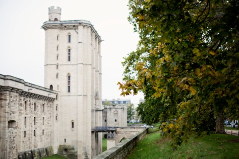 Chateau de Vincennes Paris