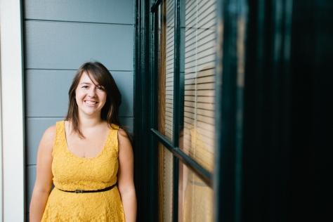Erin Graduation Portraits