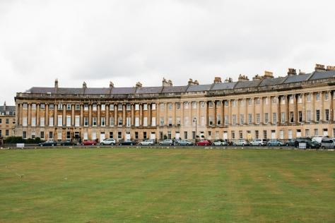 Bath England Royal Crescent