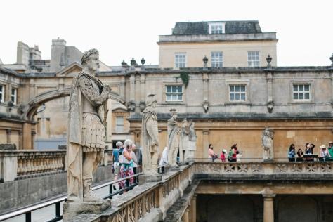 Bath England Roman Baths