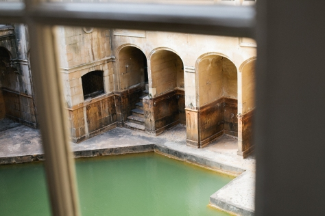 Bath England Roman Baths