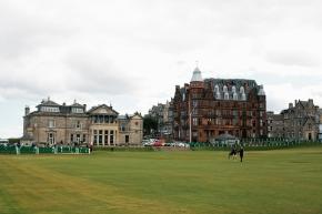 St Andrews Scotland The Links
