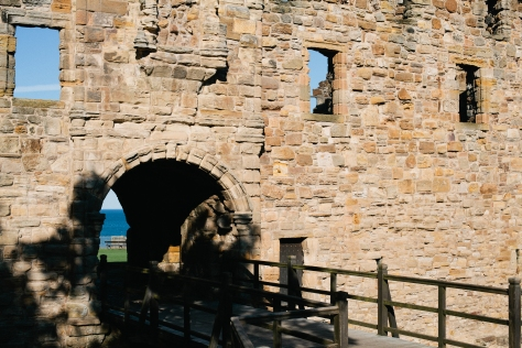 St Andrews Scotland Castle