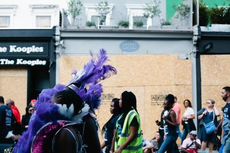 Notting Hill Carnival 2013 London